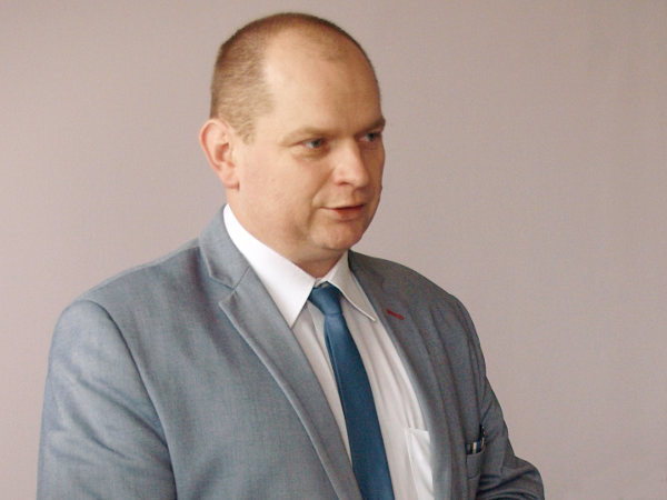 dr inż. Piotr Guzdek